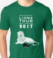 Lions Rugby Tour 2017 Unisex T-Shirt