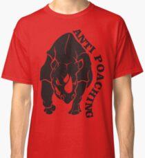 anti poaching Classic T-Shirt