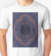Rings and Slingshots and Stars In the Night Sky Unisex T-Shirt