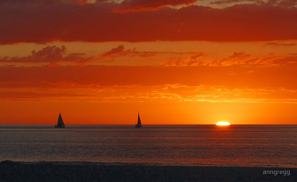 Sailing by by anngregg