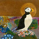 Summer Puffin by Madara Mason