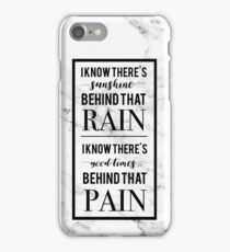 Pray (Quote) - Justin Bieber iPhone Case/Skin