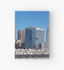 Cleveland Ohio Downtown Hardcover Journal