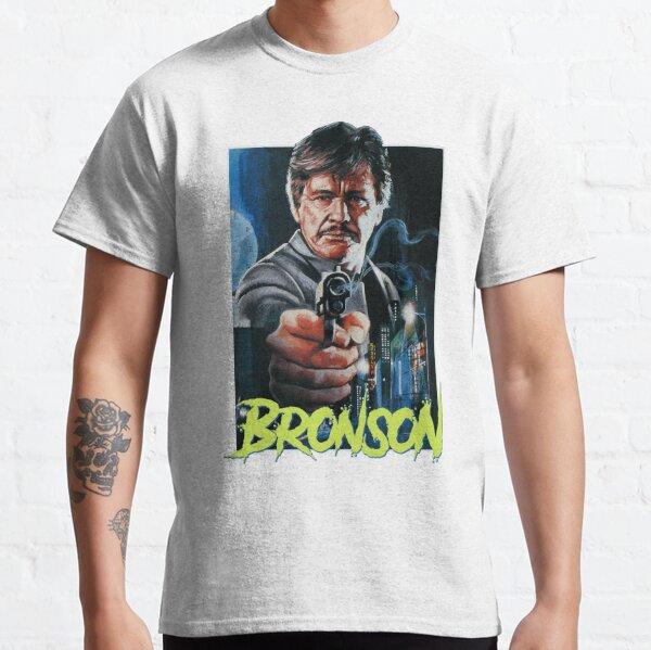 The Vigilante-Charles Bronson Classic T-Shirt