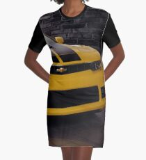 2015 Chevrolet Camaro Graphic T-Shirt Dress