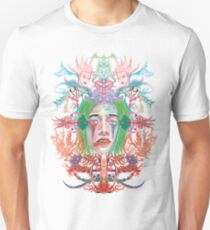 WayNine No.7 Human Locate Unisex T-Shirt