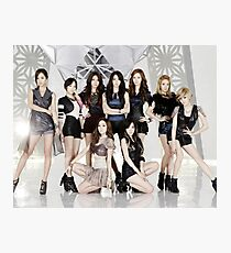 SNSD Photographic Print