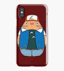 Totoro Ketchum iPhone Case/Skin