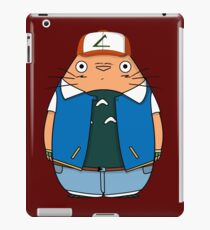 Totoro Ketchum iPad Case/Skin