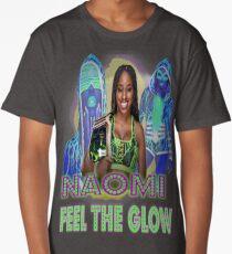Naomi T Shirt  Long T-Shirt