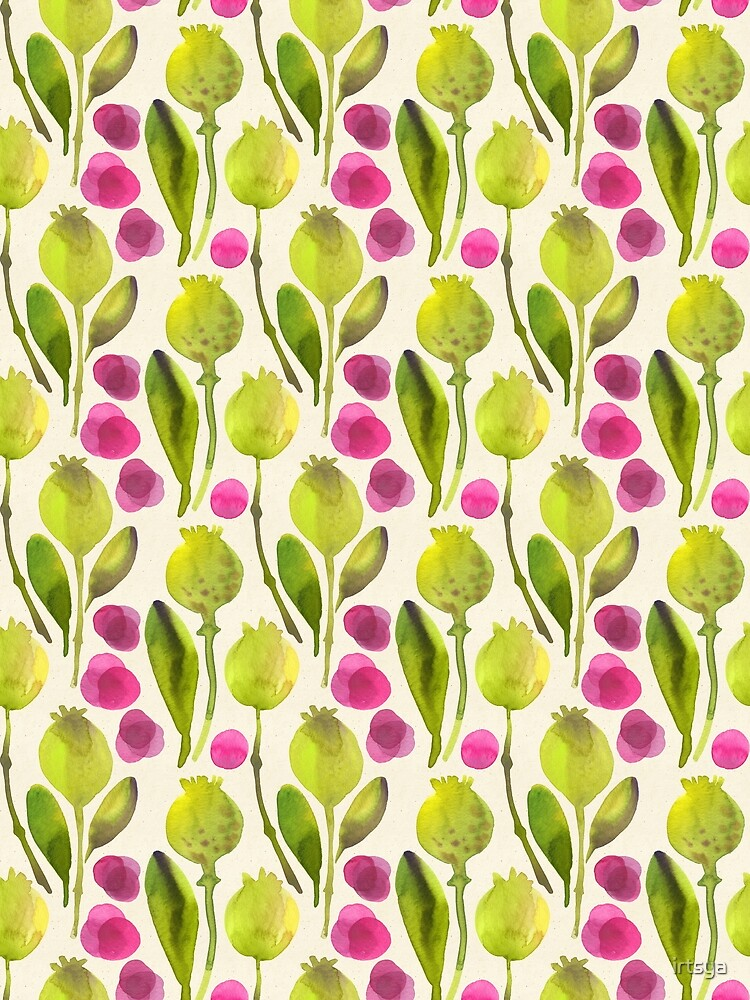 Poppy Garden by irtsya