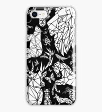 Geometric Animals iPhone Case/Skin