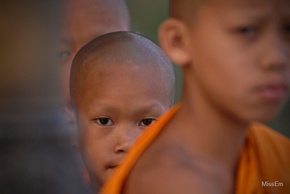 Watching Monk by MissEm