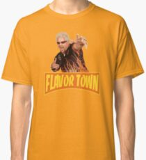 FLAVOR TOWN USA - GUY FlERl Classic T-Shirt