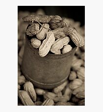 Peanuts Photographic Print