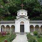 Source St. Petka near the monastery Rakovica,Belgrade by Ana Belaj