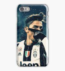 Paulo Dybala Mask iPhone Case/Skin