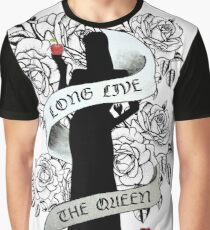 Long Live The (Evil) Queen Graphic T-Shirt