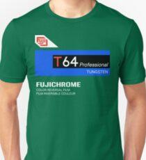 Fujichrome Tungsten T64 Unisex T-Shirt