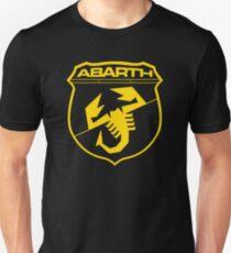 Abarth logo (yellow) T-Shirt