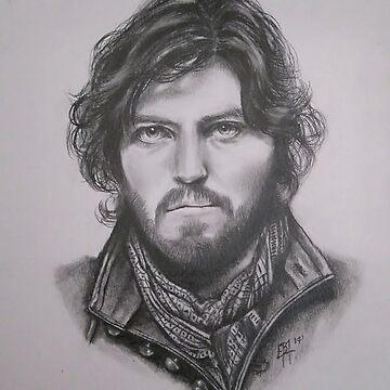 «Athos: le regard» par Ebm36