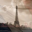Solidaire Avec Paris by Yannik Hay