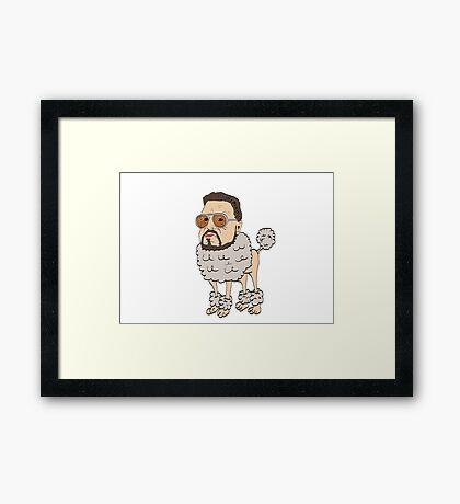 John Good Boy Framed Print