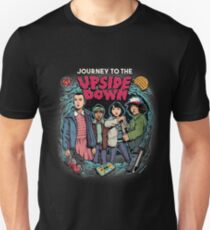 Journey To The Upside Down Unisex T-Shirt