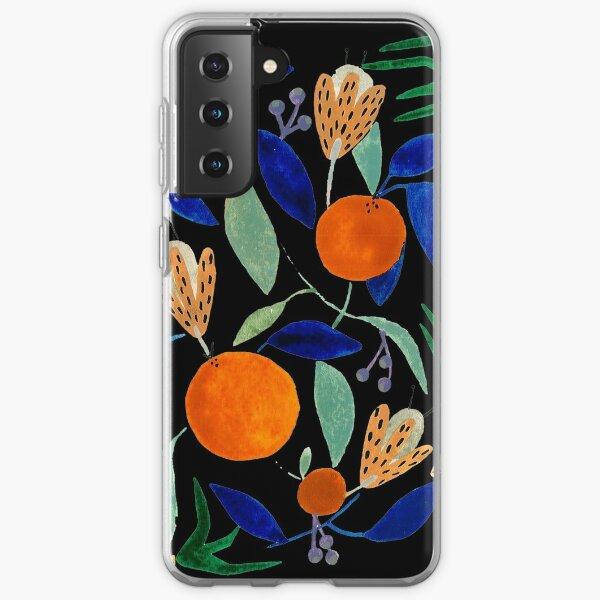 Orange Mania Samsung Galaxy Soft Case