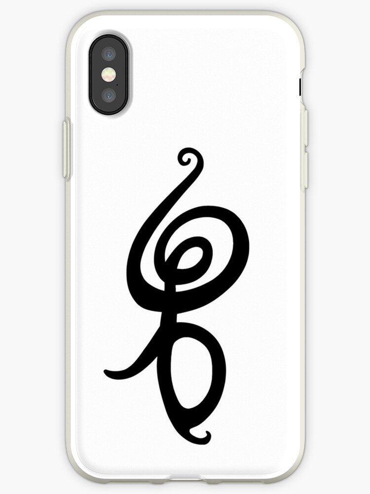Hakuna Matata African Symbol Iphone Cases Covers By Sweetsixty