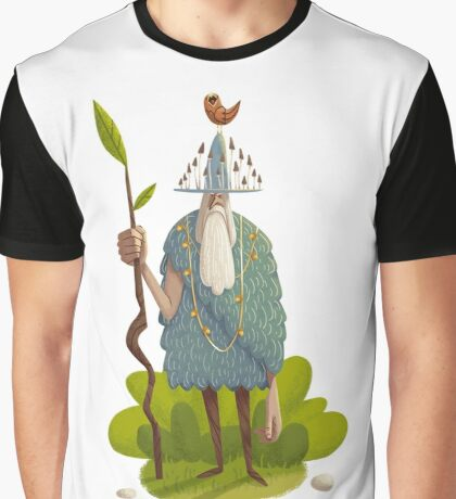 Woodsman Graphic T-Shirt
