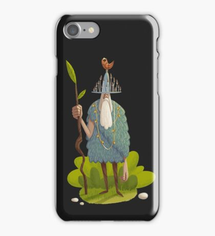 Woodsman iPhone Case/Skin