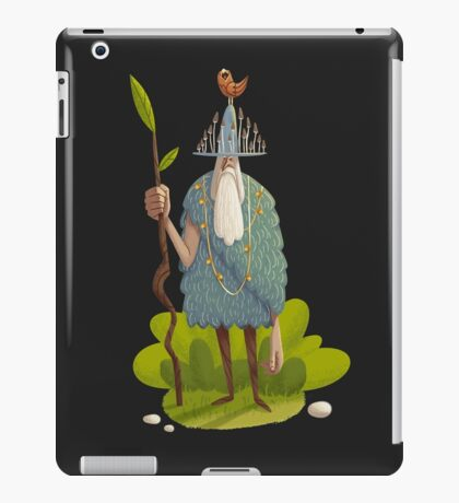 Woodsman iPad Case/Skin