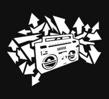 TShirtGifter Presents: Boombox dark shirts edition