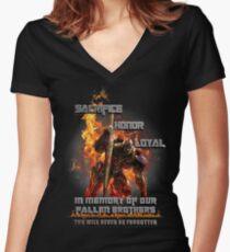 Transformer  Women's Fitted V-Neck T-Shirt