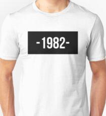 1982 Unisex T-Shirt