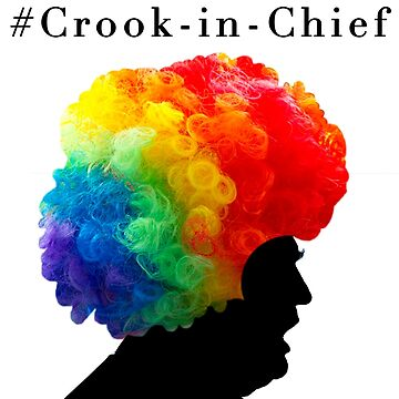 Crook-in-Chief by wellingtonjg
