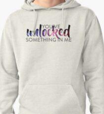 Malec - Unlocked Something In Me Pullover Hoodie