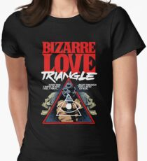 Triangle Womens Fitted T-Shirt