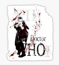 Peter Capaldi Sticker