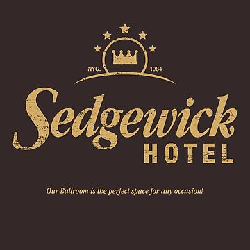 Sedgewick Hotel (aged look) by KRDesign