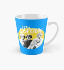 Stay Golden Tall Mug