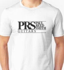 LOGO PRS (PAUL REED SMITH) GUITARS Unisex T-Shirt