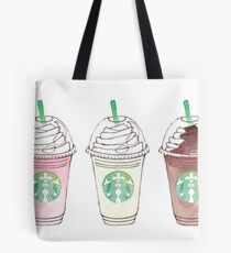 Starbucks Frap Tote Bag