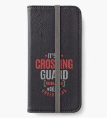 Crossing Guard iPhone Wallet/Case/Skin