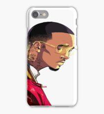Chris Brown Iphone Case iPhone Case/Skin