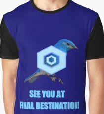 Smash Bros. Melee - See You At Final Destination! Graphic T-Shirt