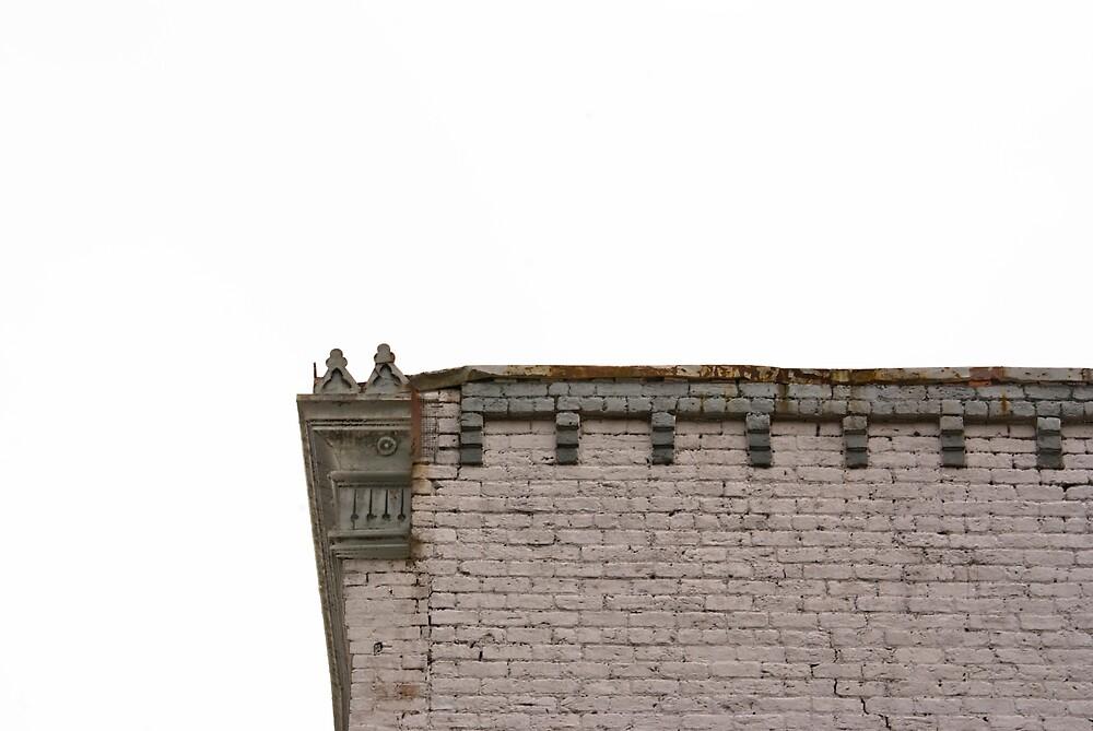 Corner Detail by Rod  Adams
