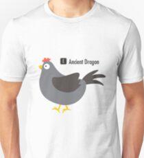 Ancient  Dragon vol. 2 Unisex T-Shirt