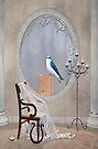 Peeping Swallow by Yannik Hay
